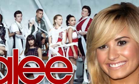 Demi Lovato Glee News
