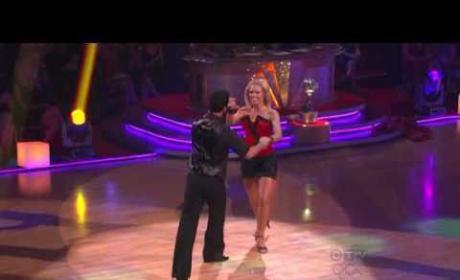 Kate Gosselin on DWTS Finale