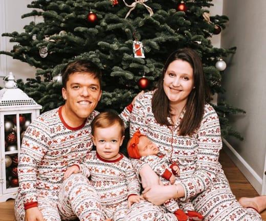 A Very Roloff Christmas