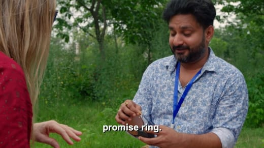 Sumit Singh - promise ring