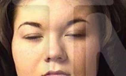 Amber Portwood Mug Shots: Hey, Wake Up!