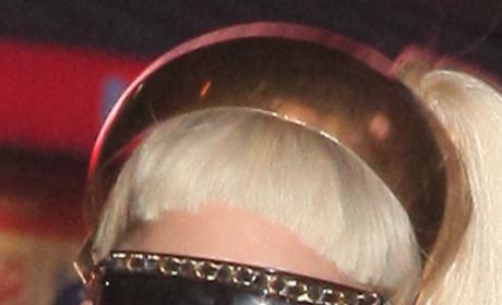 Lady Gaga O-Face