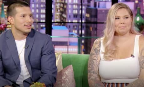 Javi Marroquin & Kailyn Lowry: We Totally Hooked Up!