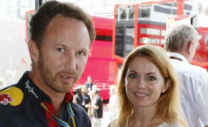 Geri Halliwell: Engaged to Christian Horner!