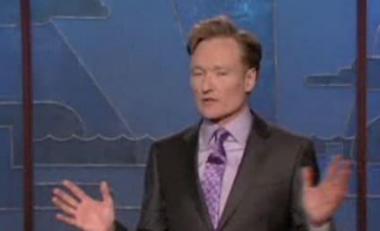 Conan O'Brien, William Shatner Recite Real Levi Johnston Quotes This Time