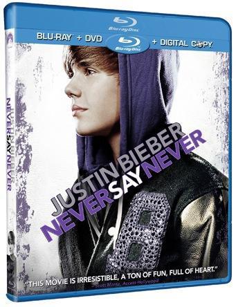 Justin Bieber DVD