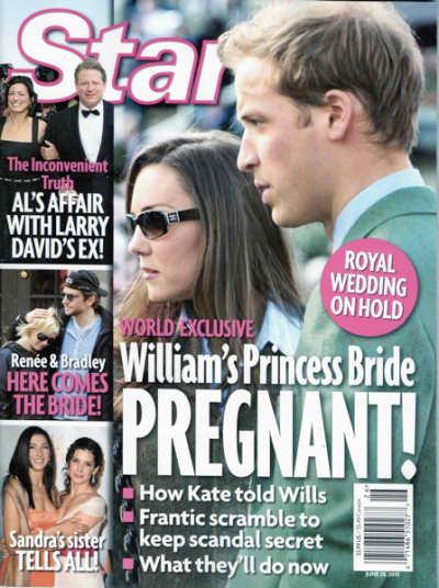 Kate Middleton Pregnant?