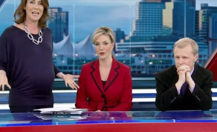 Pregnant News Anchor Calls Out Haters: Watch Now!