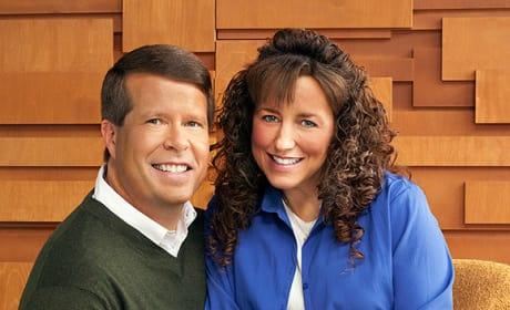Michelle Duggar and Jim Bob Duggar Photo