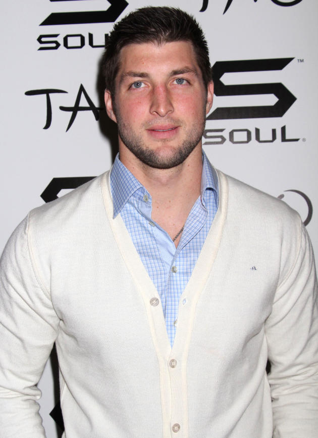Tim Tebow in White