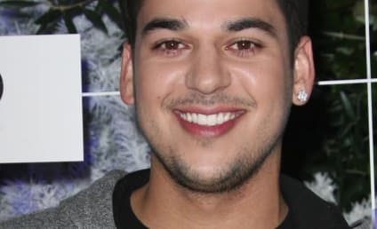 Rob Kardashian Makes Socks, Doesn't Care About Reality Show