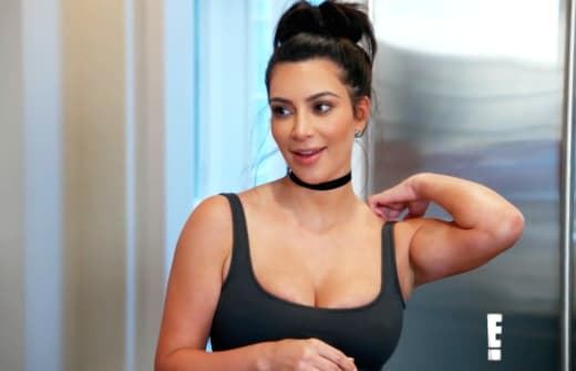 Kim kardashian quitting keeping up with the kardashians for What s up with the kardashians