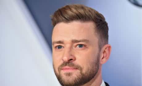 Justin Timberlake at CMAs