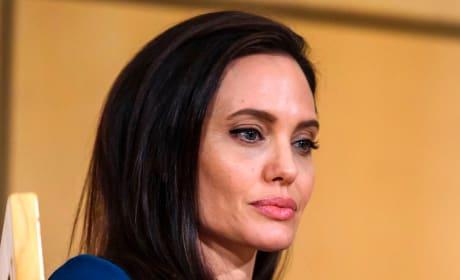 Angelina Jolie: Depressed?