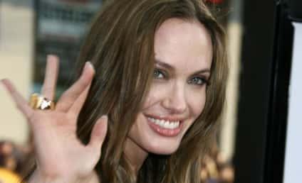 "Report: Angelina Jolie is ""Petrified"" of Megan Fox"