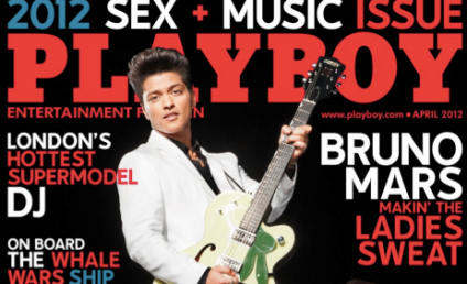 Bruno Mars Playboy Cover: WTH?!