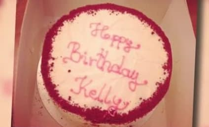 "Kelly Osbourne Unimpressed With Birthday Cake, Tells Lady Gaga To ""Eat S--t"""