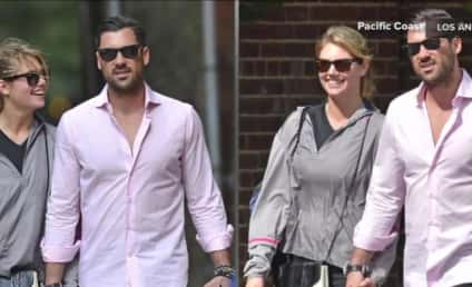 Maksim Chmerkovskiy Confirms Relationship with Kate Upton, Gushes Over Ridiculously Hot Model
