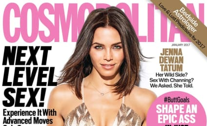 Jenna Dewan Tatum on Sex with Channing: It's PRIMAL!