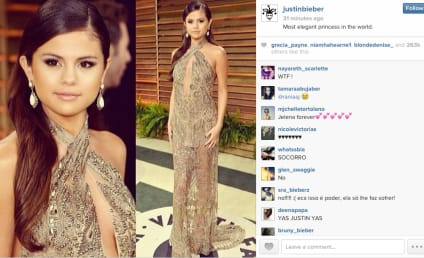Justin Bieber on Selena Gomez: Most Elegant Princess Ever!