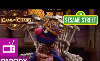 Sesame Street Parodies Game of Thrones, Presents... Game of Chairs!