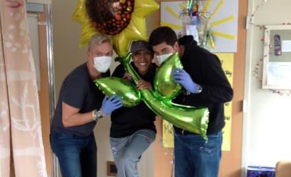 Robin Roberts Updates Fans on Medical Progress
