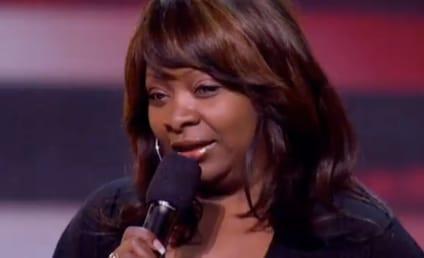 Elaine Gibbs to X Factor Judges: You've Got a Friend!