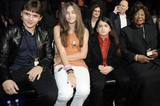 Michael Jackson Kids on X Factor