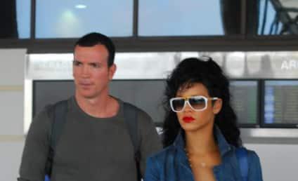Rihanna Hospitalized in Europe?