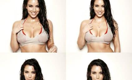 Kim Kardashian: Wet, Wild, Desperate for Attention!