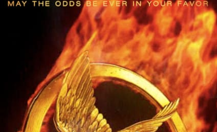 The Hunger Games Movie Poster: In Motion, On Fire!