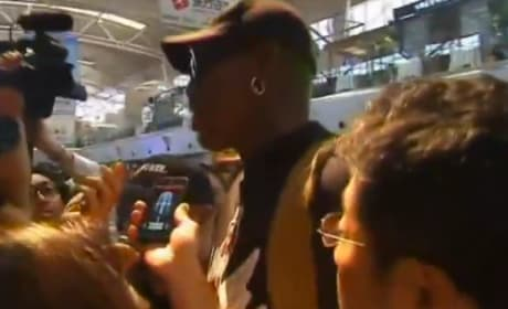 Dennis Rodman Back in North Korea
