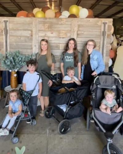 Jana, Jessa, Joie, Enfants