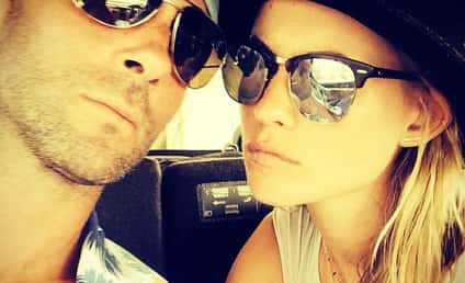 Adam Levine and Behati Prinsloo: First Photo as Newlyweds!