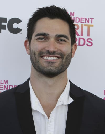 Tyler Hoechlin Picture