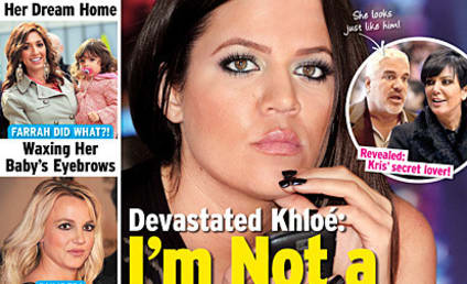 "Khloe Kardashian Slams Tabloid Rumors as ""Disgusting and Shameless"""
