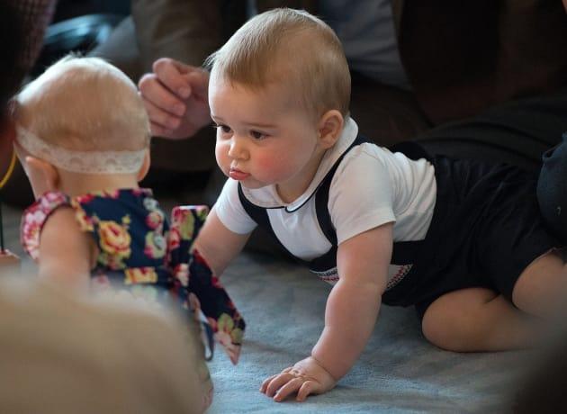 Prince George Play Date Photo