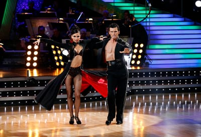 Paso Doble Routine