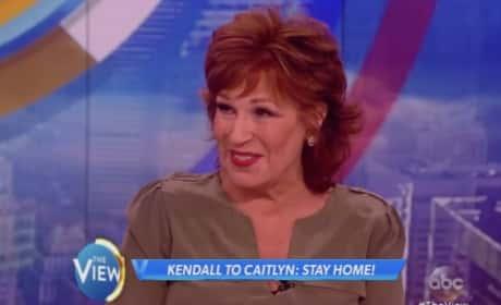 Joy Behar SLAMS the Kardashians