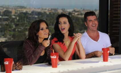 Katy Perry to Become Full-Time American Idol Judge?