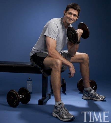 Paul Ryan Ripped