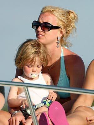 Britney and Jayden James
