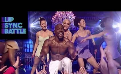Mike Tyson and Terry Crews Kill it on Lip Sync Battle: Who Won???
