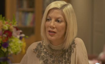 Tori Spelling Lets Her Kids Watch True Tori?!