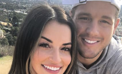 Tia Booth Speaks on Colton Underwood as The Bachelor ... and Whether She's Joining