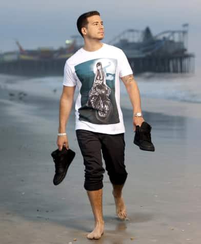 Vinny Guadagnino Jersey Shore Photo