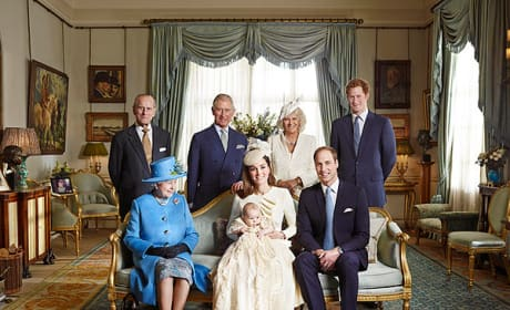 Royal Family Portrait 2013