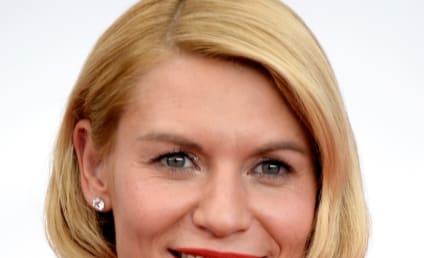 Claire Danes' Hair, Emmy Dress, Husband Pique Twitter Fans' Curiosity