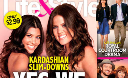 Khloe and Kourtney Kardashian: They Did It!!!