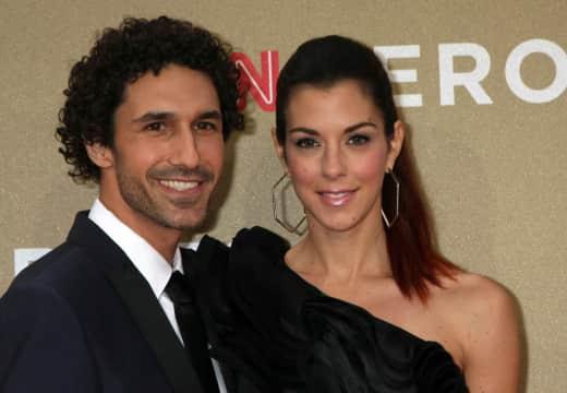 Ethan Zohn and Jenna Morasca Photo